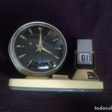 Despertadores antiguos: PRECIOSO RELOJ ANTIGUO. Lote 102830195