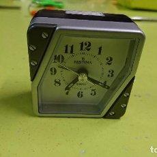 Despertadores antiguos: RELOJ DESPERTADOR FESTINA . Lote 103072243