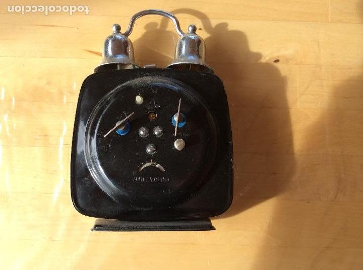 Despertadores antiguos: Reloj despertador - Foto 2 - 104549899