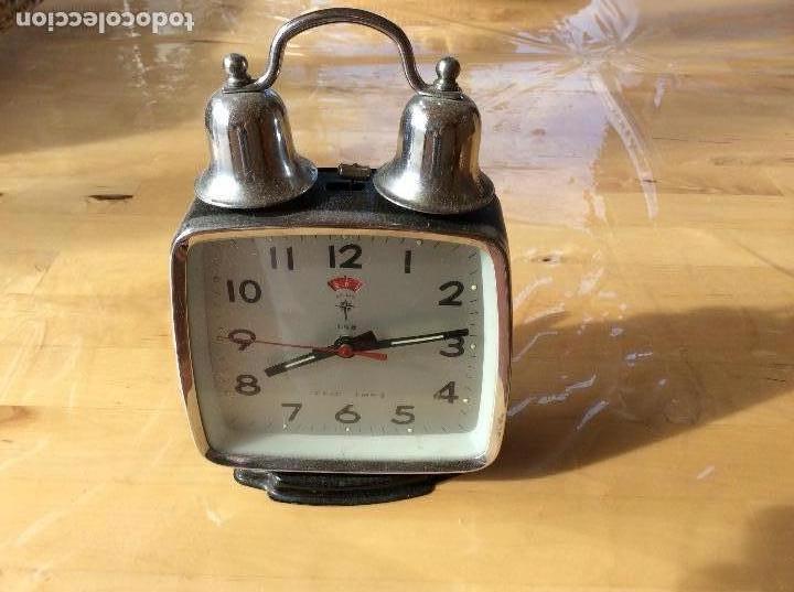 Despertadores antiguos: Reloj despertador - Foto 3 - 104549899