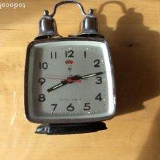 Despertadores antiguos: RELOJ DESPERTADOR. Lote 104549899