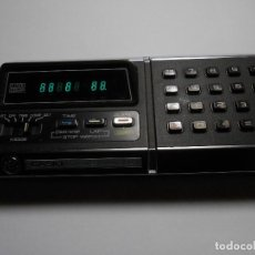 Despertadores antiguos: CASIO COMPUTER QUARTZ CQ1. Lote 105576199