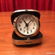 Despertadores antiguos: RELOJ DE VIAJE. Lote 105680731