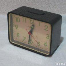 Despertadores antiguos: RELOJ DESPERTADOR CITIZEN. . Lote 105757003