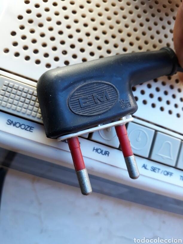 Despertadores antiguos: Reloj Radio despertador Alba - Foto 3 - 106651680