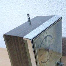 Despertadores antiguos: CANDLE *RADIO RELOJ Y ALARMA* VINTAGE ORIGINAL. Lote 106762228