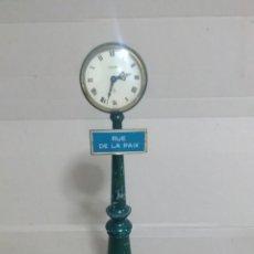 Despertadores antiguos: DESPERTADOR JAEGER. Lote 106962499