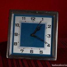 Despertadores antiguos: DESPERTADOR DE CUERDA, VINTAGE, POSIBLEMENTE DE 1952. Lote 107504991