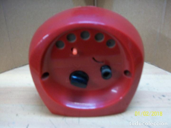 Despertadores antiguos: RELOJ GINZA-JAPONES-AÑOS 1970 - Foto 2 - 107938535