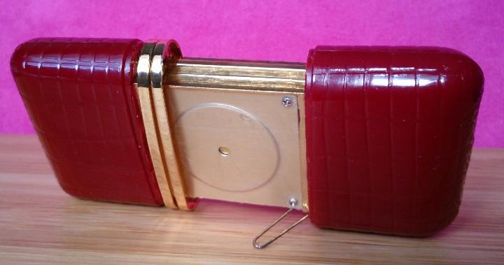 Despertadores antiguos: Reloj despertador digital miniatura Thermidor vintage - Foto 2 - 108794875