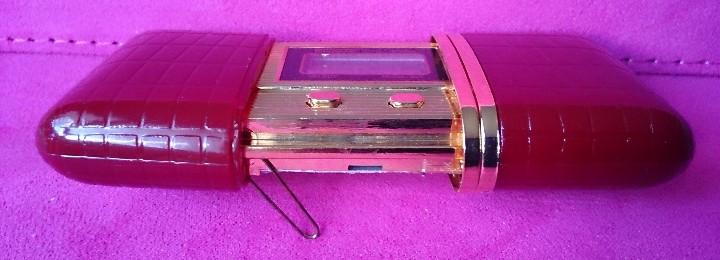 Despertadores antiguos: Reloj despertador digital miniatura Thermidor vintage - Foto 3 - 108794875