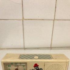 Despertadores antiguos: RELOJ-DESPERTADOR, AÑO 70. Lote 109393103