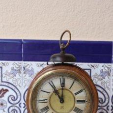 Despertadores antiguos: RELOJ DE SOBREMESA DESPERTADOR. Lote 111977471