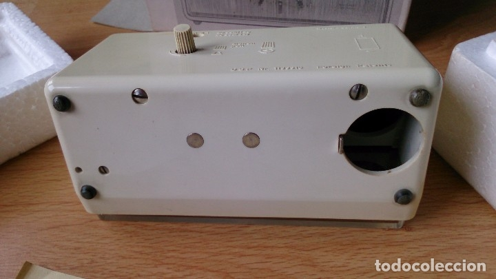 Despertadores antiguos: Antiguo Reloj Kaiser Repetitor con caja original años 60 - Foto 12 - 113568459