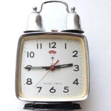 Despertadores antiguos: RELOJ. Lote 113603755