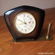 Despertadores antiguos: RELOJ DESPERTADOR VINTAGE.. Lote 114903559