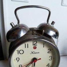 Despertadores antiguos: RELOJ DESPERTADOR. Lote 121819462