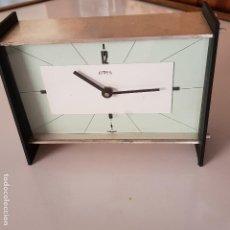 Despertadores antiguos: RELOJ DESPERTADOR EMES. Lote 118698059
