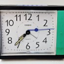 Despertadores antiguos: RELOJ DESPERTADOR MARCA CASIO TQ-266. Lote 125092299