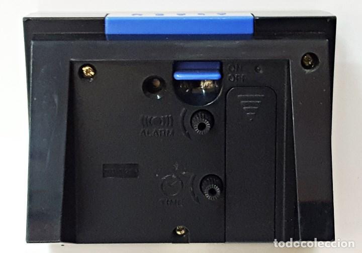 Despertadores antiguos: Reloj despertador marca CASIO TQ-266 - Foto 4 - 125092299