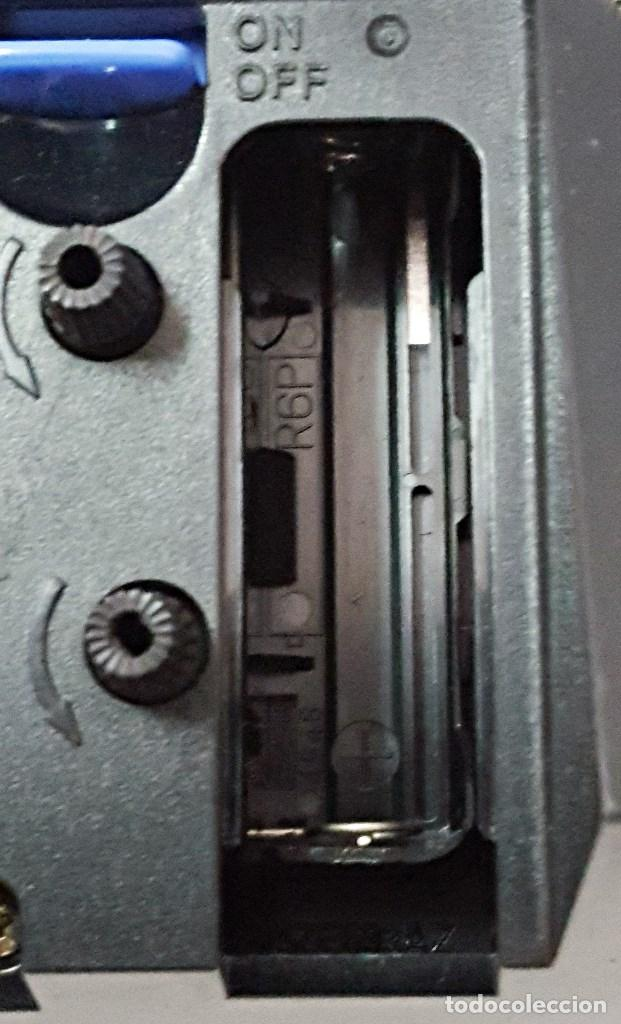 Despertadores antiguos: Reloj despertador marca CASIO TQ-266 - Foto 6 - 125092299