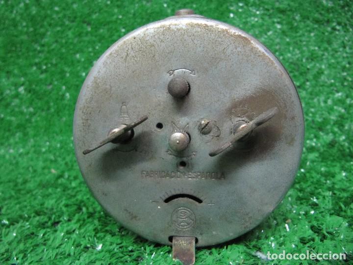 Despertadores antiguos: ANTIGUO RELOJ DESPERTADOR MARCA CID - Foto 2 - 125159703