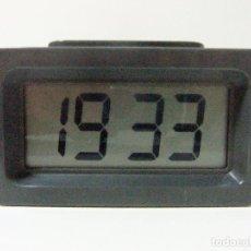Despertadores antiguos: RELOJ DESPERTADOR IKEA SLABANG 18951 DISEÑO MARÍA VINKA - ALARM CLOCK ESTILO VINTAGE DESIGN. Lote 159374078