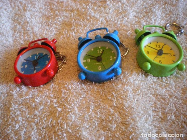 DESPERTADORES MUY ORIGINALES NUEVOS (Relojes - Relojes Despertadores)