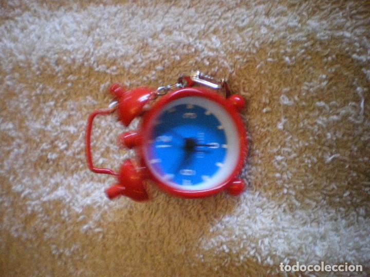 Despertadores antiguos: DESPERTADORES MUY ORIGINALES NUEVOS - Foto 5 - 126862771
