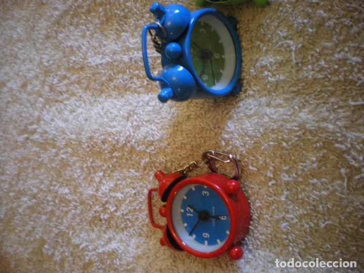 Despertadores antiguos: DESPERTADORES MUY ORIGINALES NUEVOS - Foto 10 - 126862771