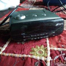 Despertadores antiguos: RADIO DESPERTADOR. Lote 128285306