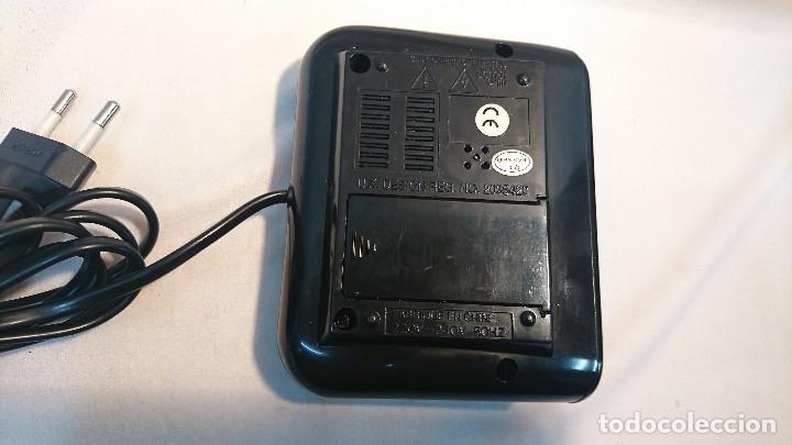 Despertadores antiguos: RELOJ DESPERTADOR DIGITAL - Foto 4 - 129721203