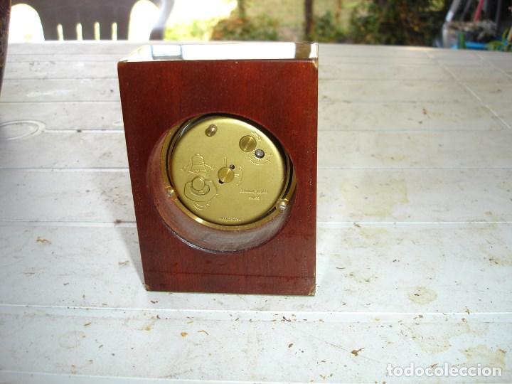 Despertadores antiguos: bonito reloj despertador principios del XX estado de marcha ver fotos - Foto 2 - 134105366