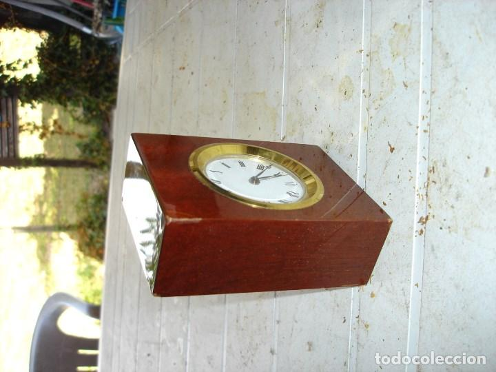 Despertadores antiguos: bonito reloj despertador principios del XX estado de marcha ver fotos - Foto 3 - 134105366
