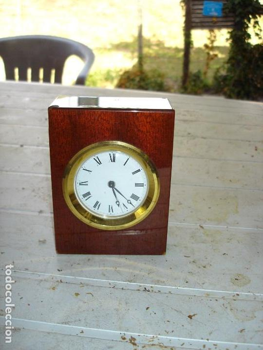 BONITO RELOJ DESPERTADOR PRINCIPIOS DEL XX ESTADO DE MARCHA VER FOTOS (Relojes - Relojes Despertadores)