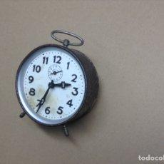 Despertadores antiguos: RELOJ DESPERTADOR. NO FUNCIONA. Lote 137301548