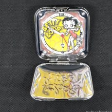 Despertadores antiguos: RELOJ BETTY BOOP - CAR54. Lote 137778382