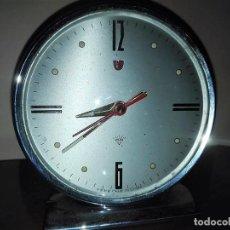 Despertadores antiguos: RELOJ DESPERTADOR DIAMOND (FUNCIONA). Lote 139490926
