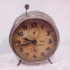 Despertadores antiguos: ANTIGUO RELOJ. Lote 140939102