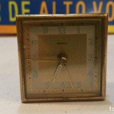 Despertadores antiguos: RELOJ DESPERTADOR BRADLEY - FUNCIONANDO. Lote 142699054