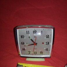 Despertadores antiguos - Despertador antiguo, made in China, para restaurar o repuestos - 142830498