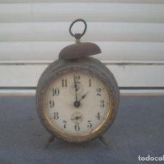 Despertadores antiguos: RELOJ DESPERTADOR. Lote 146000802