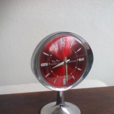 Despertadores antiguos: RELOJ DESPERTADOR BIG BEN REPEATER WESTCLOX. MADE SCOTLAND. ALARM CLOCK. RETRO VINTAGE SPACE AGE . Lote 148098622