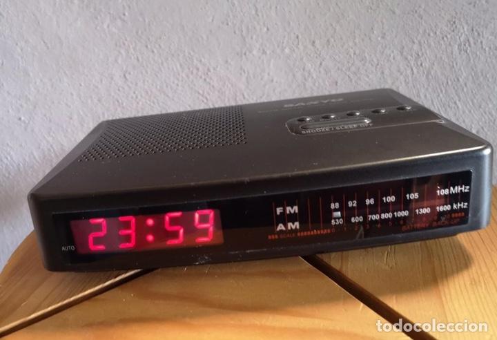 RADIO RELOJ DESPERTADOR (Relojes - Relojes Despertadores)