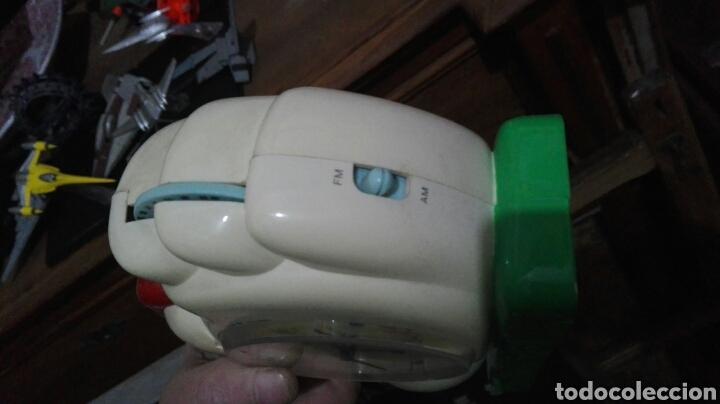 Despertadores antiguos: Imoto reloj despertador am/fm - Foto 3 - 149622605