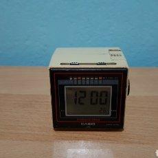 Despertadores antiguos: DESPERTADOR CASIO DQ-600 WAKEY VINTAGE AÑOS 80'S. Lote 149656320