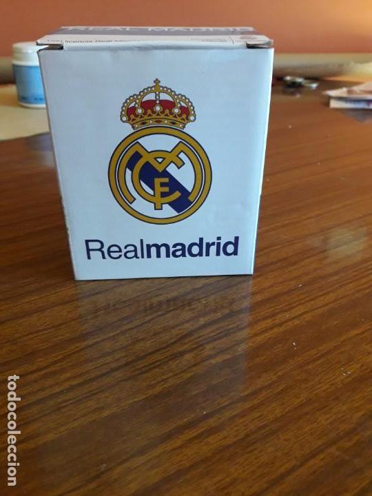 Despertadores antiguos: RELOJ DESPERTADOR REAL MADRID - Foto 2 - 150799770