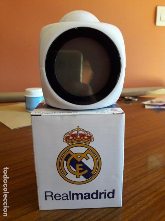 Despertadores antiguos: RELOJ DESPERTADOR REAL MADRID - Foto 8 - 150799770