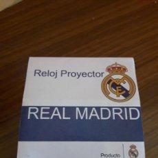 Alte Wecker - RELOJ DESPERTADOR REAL MADRID - 161822716