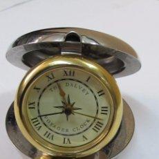 Despertadores antiguos: RELOJ KOMET 7 CMS DE ALTURA VER FOTOS. Lote 151379922